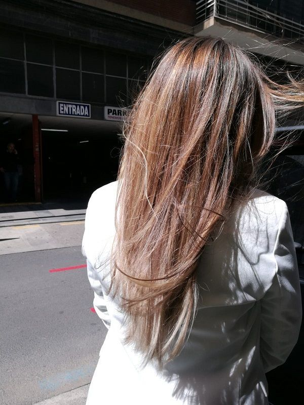 mechas bronde Styl Proyect Alicante